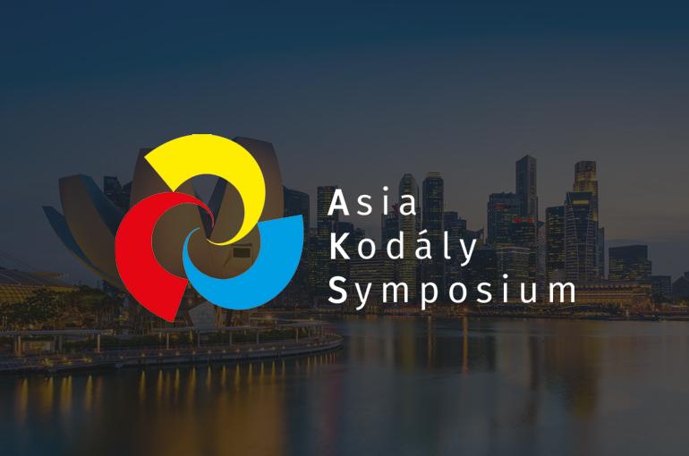Asia Kodaly Symposium 2016 Programme & Topics