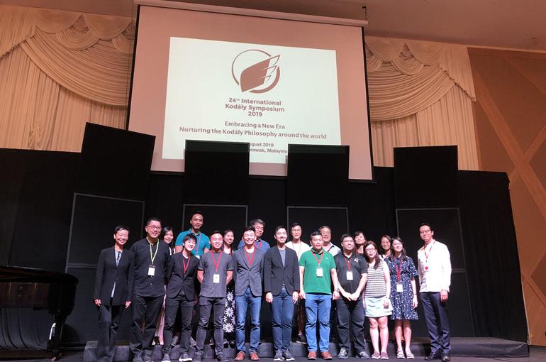 24th International Kodaly Symposium 2019 In Kuching, Sarawak, Malaysia