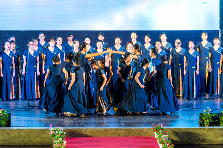 Press Release: Singaporean Choir Wins 2 Gold Medals At International Choral Competition